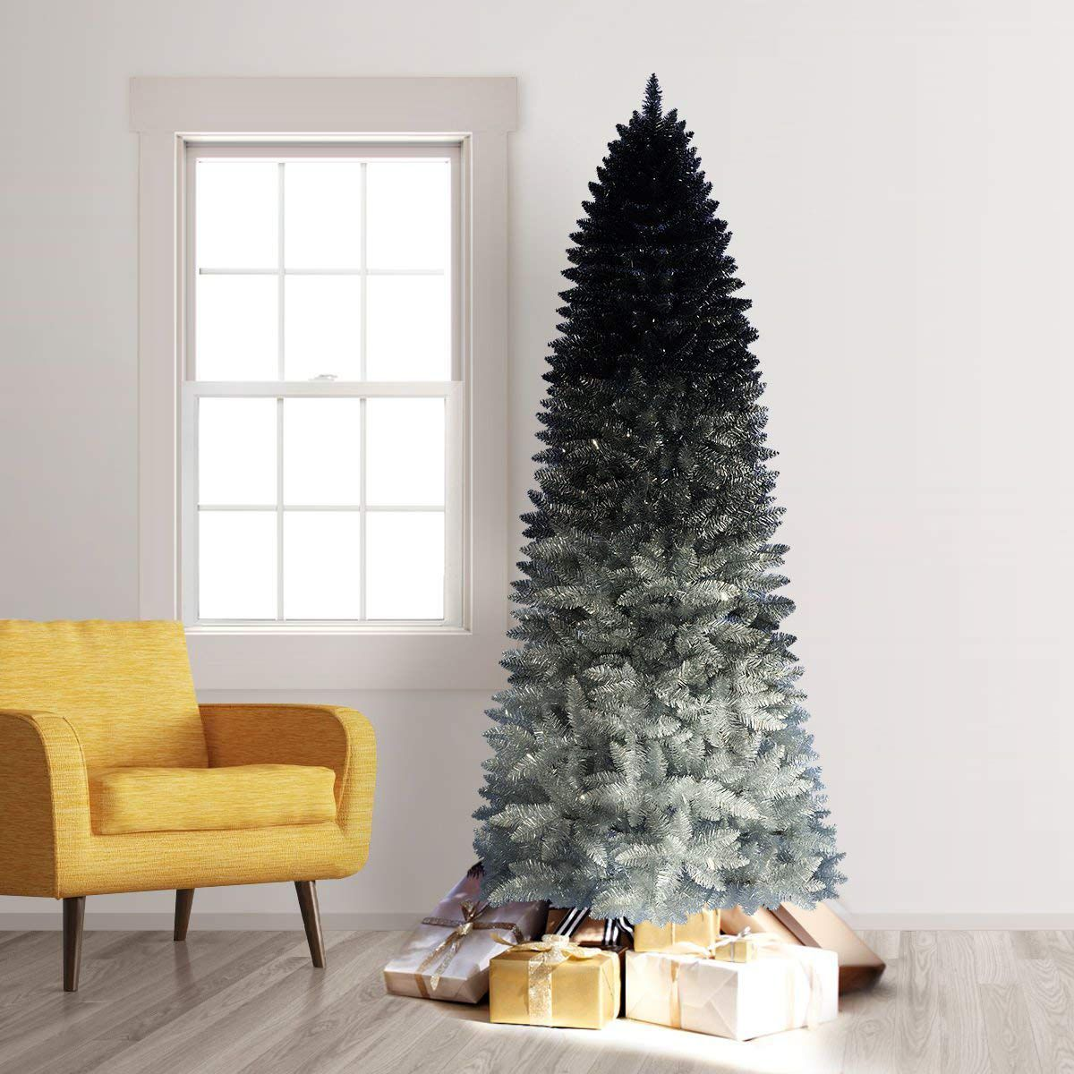 17 Best Artificial Christmas Trees 2018 - Best Fake Christmas Trees