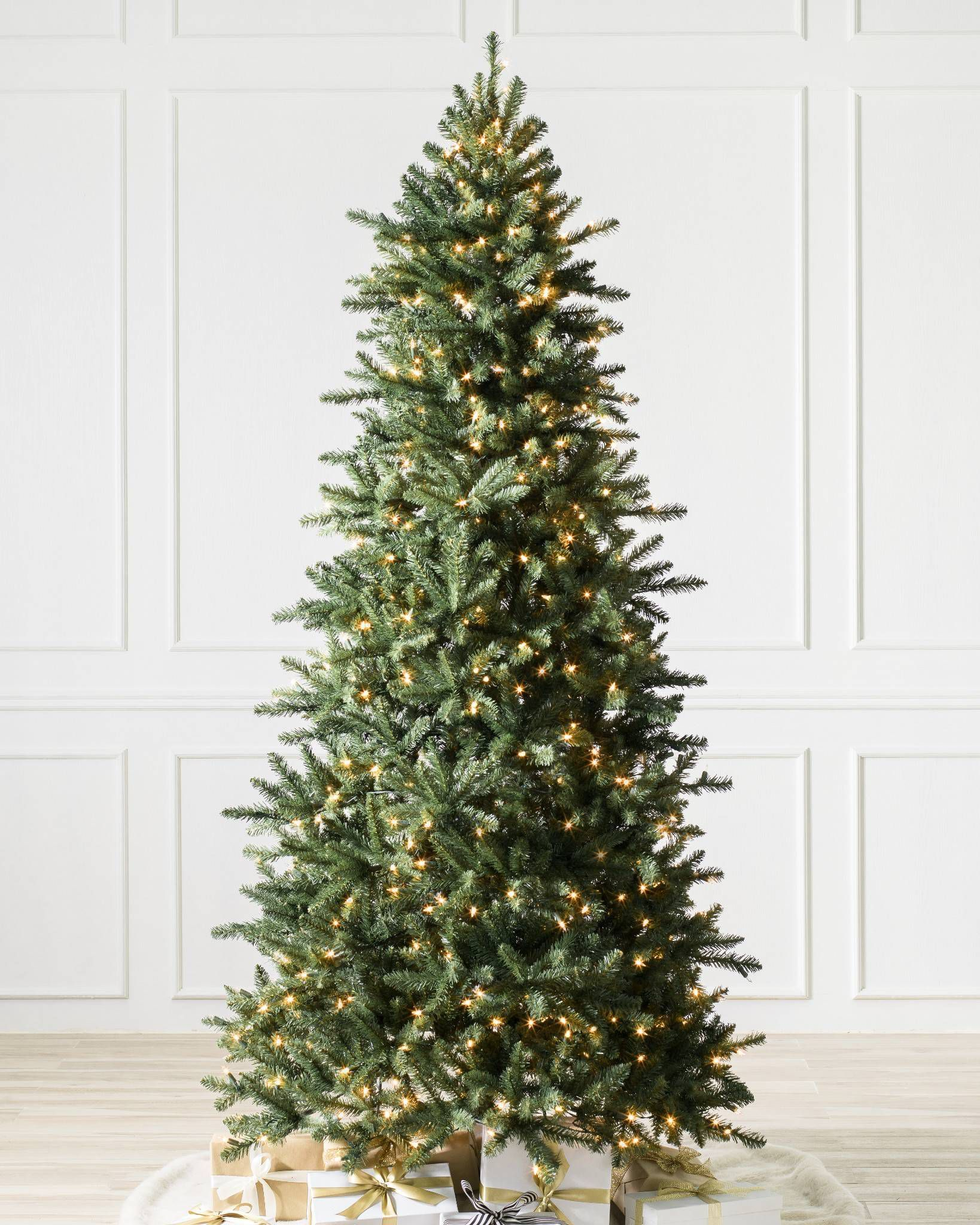 Tall Skinny Christmas Tree Decorating Ideas.Berkshire Mountain Fir 7 5 Feet