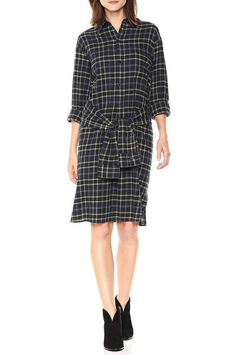 8 Best Flannel Dresses For Fall 2018 Cute Flannel Dresses