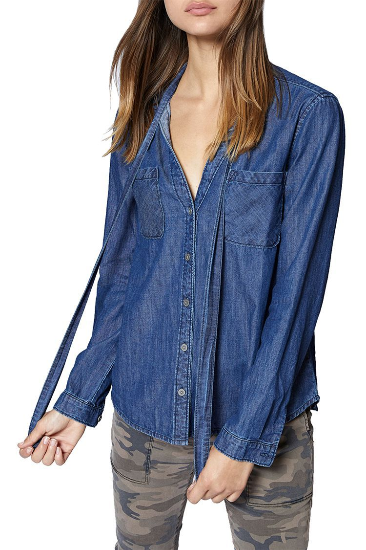 Best Chambray Shirt For Women