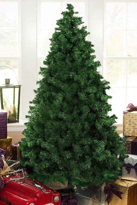 amazon artificial christmas tree - Decorated Artificial Christmas Trees