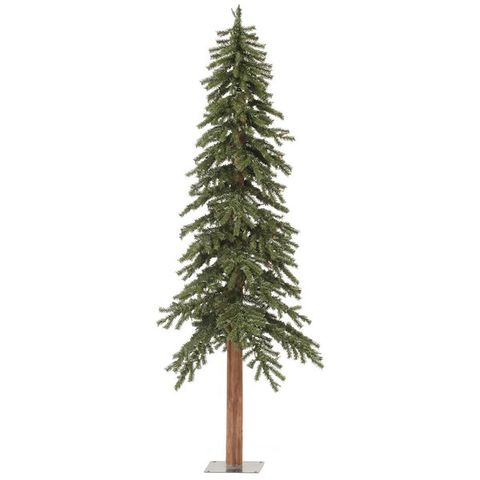 Tall and Skinny Fake Christmas Tree - 24 Best Artificial Christmas Trees - Where To Buy Fake Christmas Trees
