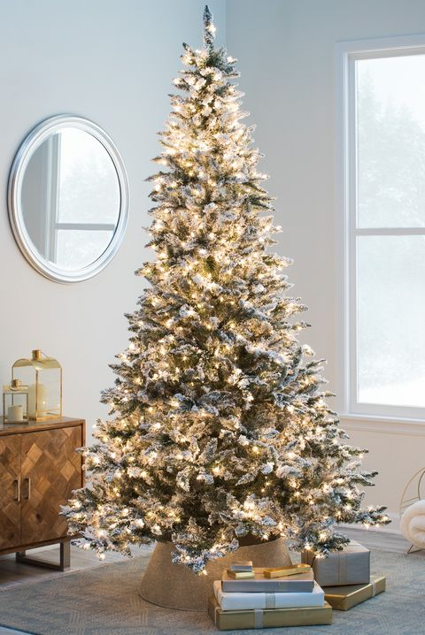 4ea9261907f86 24 Best Artificial Christmas Trees - Where to Buy Fake Christmas Trees
