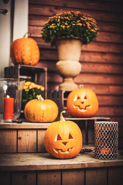 25 Easy Pumpkin Carving Ideas For Halloween 2018 Cool Pumpkin