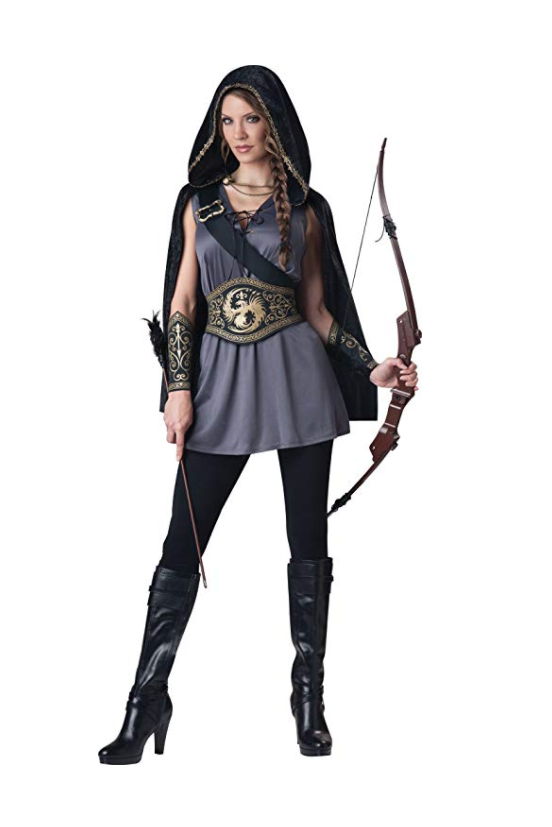 Medieval Thief Outfit