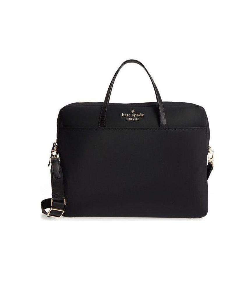 brand new 0ef12 a3a7f Kate Spade Uni Slim Messenger Laptop Bag
