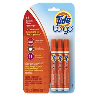 Tide To Go Instant Stain Remover Pen (3 Count)