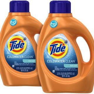Tide Coldwater Laundry Detergent (2 Count)