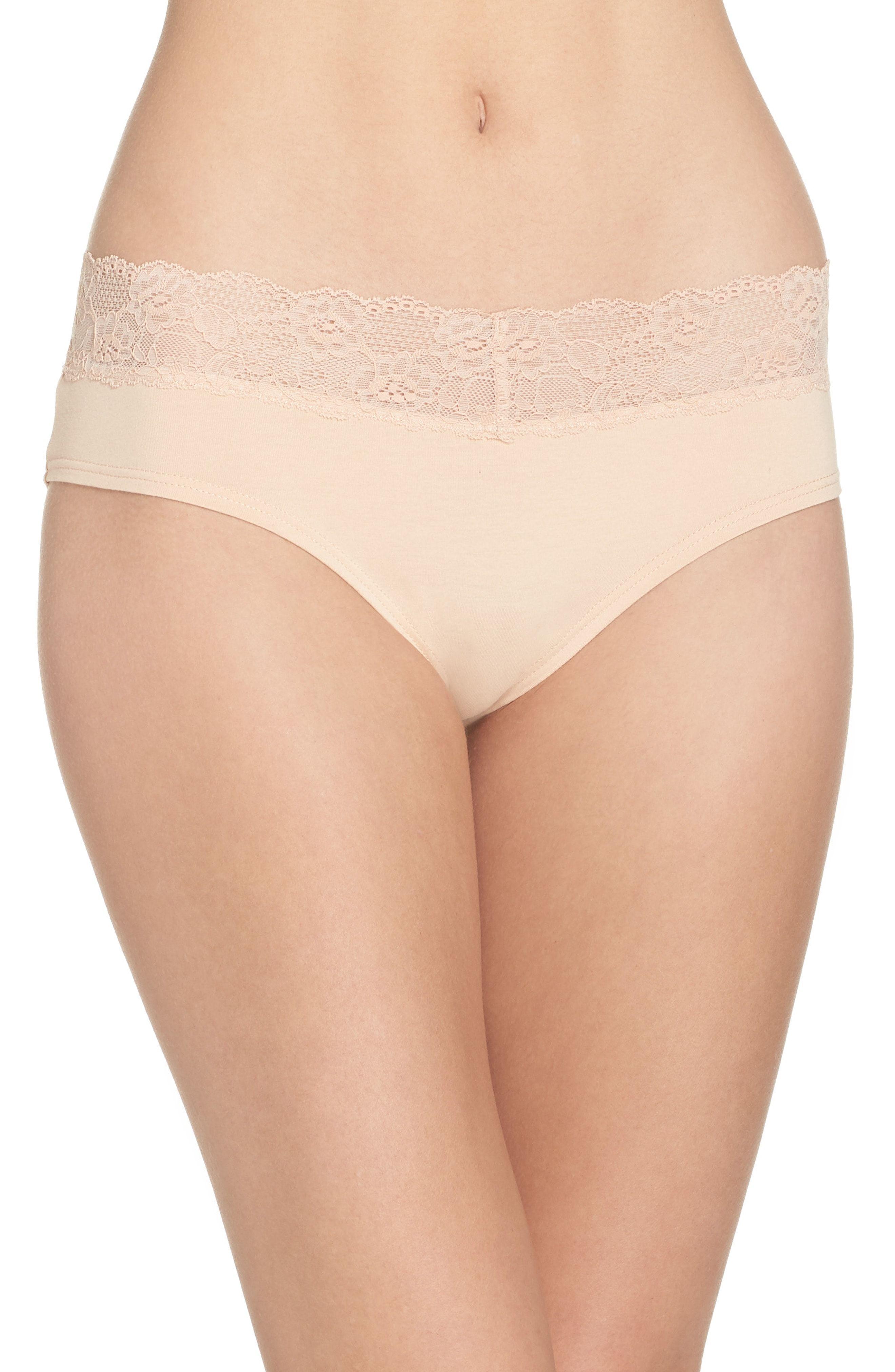 Moist Cotton Panties Scenes