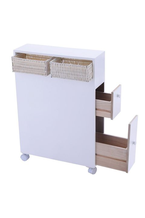24 Small Bathroom Storage Ideas Wall