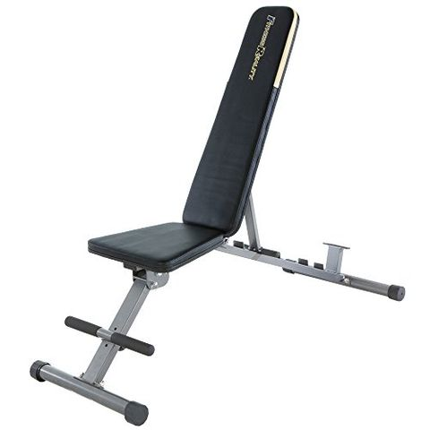 Marvelous 12 Best Home Gym Weight Benches For 2019 Adjustable Gym Bench Short Links Chair Design For Home Short Linksinfo