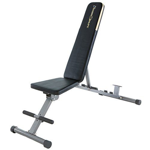 3 Fitness Reality 1000 Super Max Adjustable Weight Bench