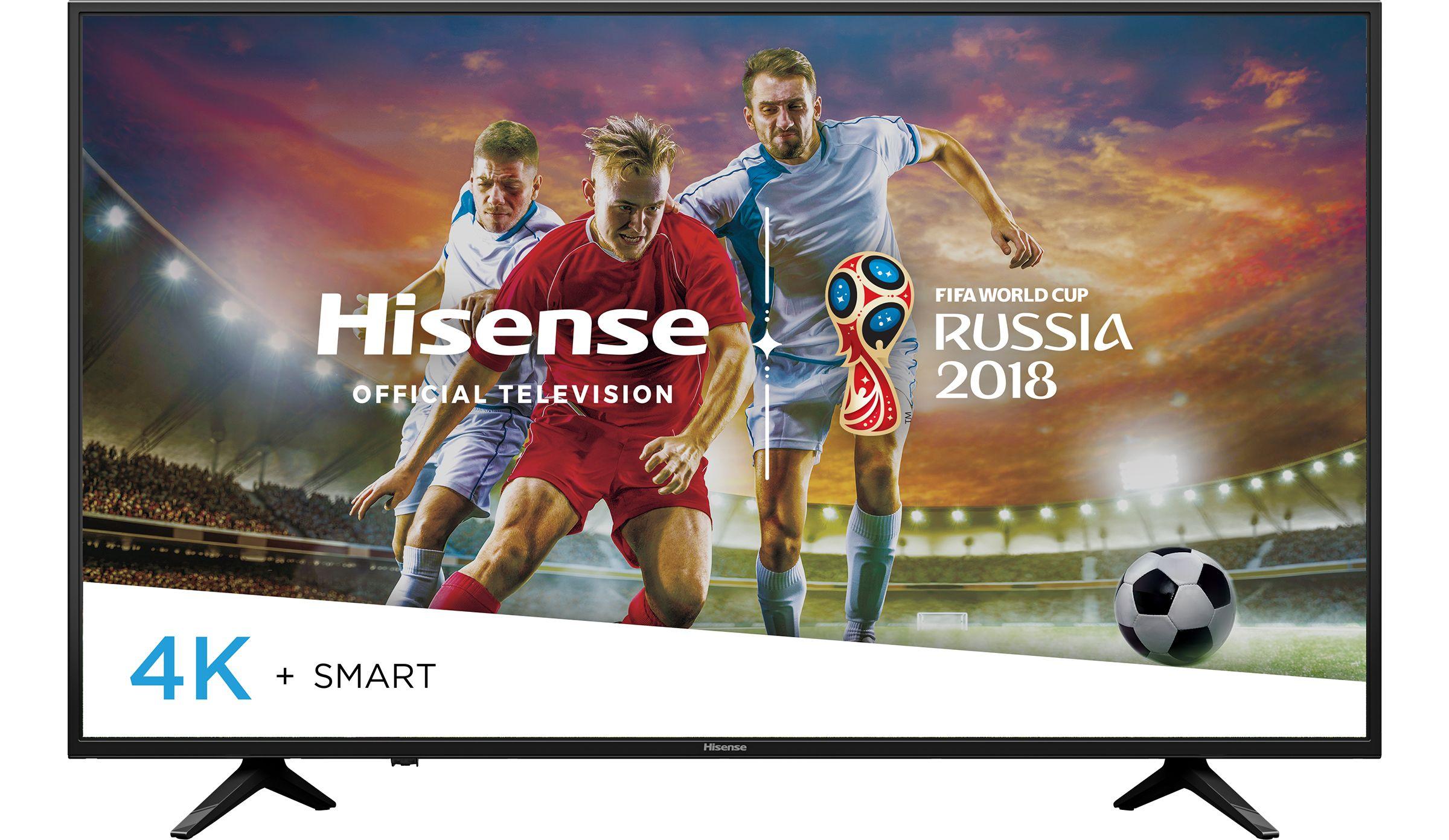 This Sale on Hisense Smart TVs Saves You $150