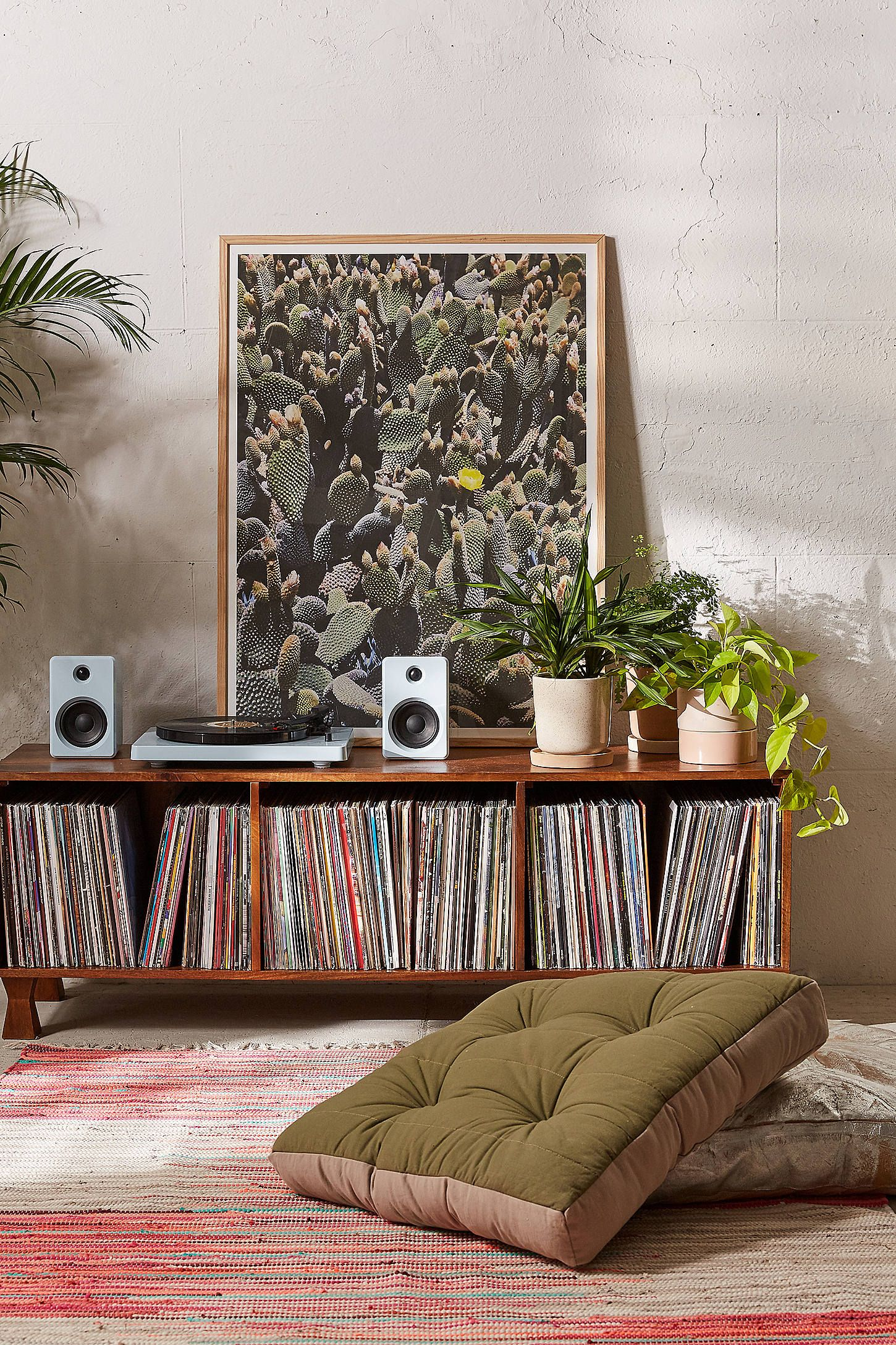 12 Awesome Ways To Store And Display All Your Vinyl Records