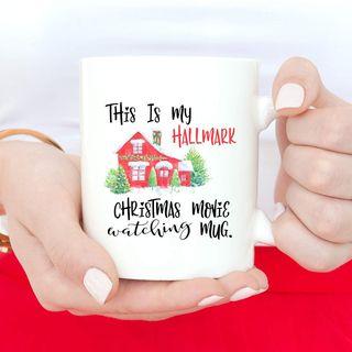Hallmark Christmas Movies Mug