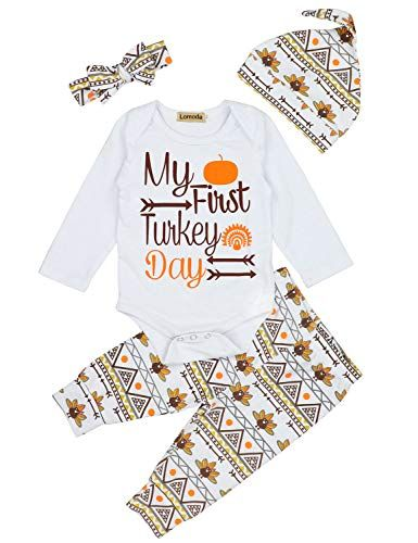 e739de7c85be 15 Cute Baby Thanksgiving Outfits - Infant Clothes for 1st Thanksgiving