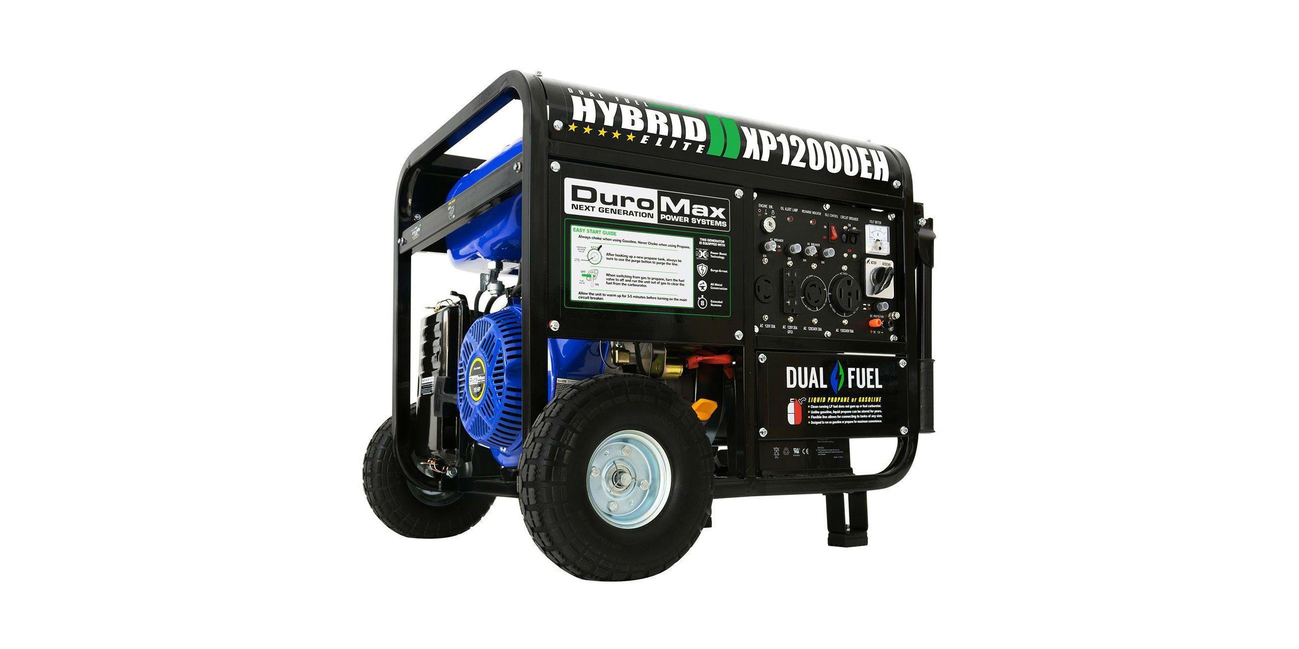 XP12000EH Generator