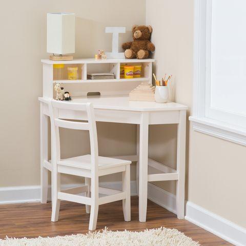 10 Best Corner Desks For Turning Any, Images Of Small Corner Desks