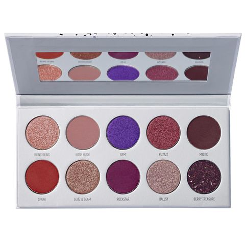 10 glitter eye shadow palettes perfect for the person who loves