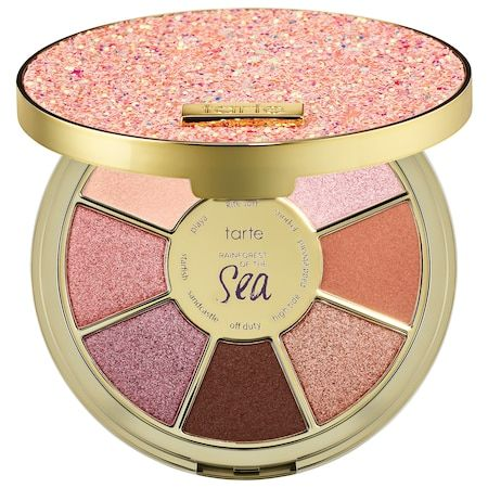 Tarte Rainforest Of The Sea Collection Sizzle Eyeshadow Palette