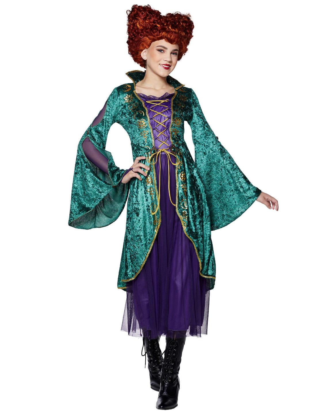 18 Best Hocus Pocus Costumes Shop Sanderson Sisters Halloween Costumes