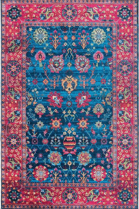 17 Machine Washable Rugs Perfect For Homes With Kids And