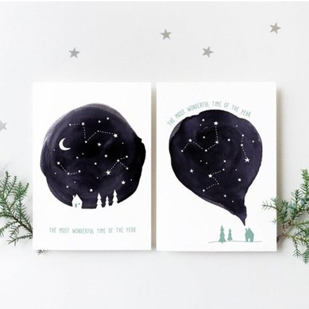 15 Best Christmas Cards for 2018 - Cute Holiday Card Ideas