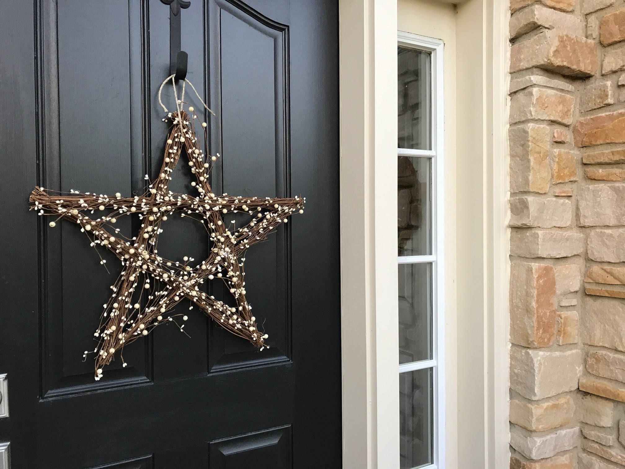 35 Christmas Door Decorating Ideas   Best Decorations For Your Front Door