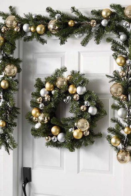 35 Christmas Door Decorating Ideas Best Decorations For