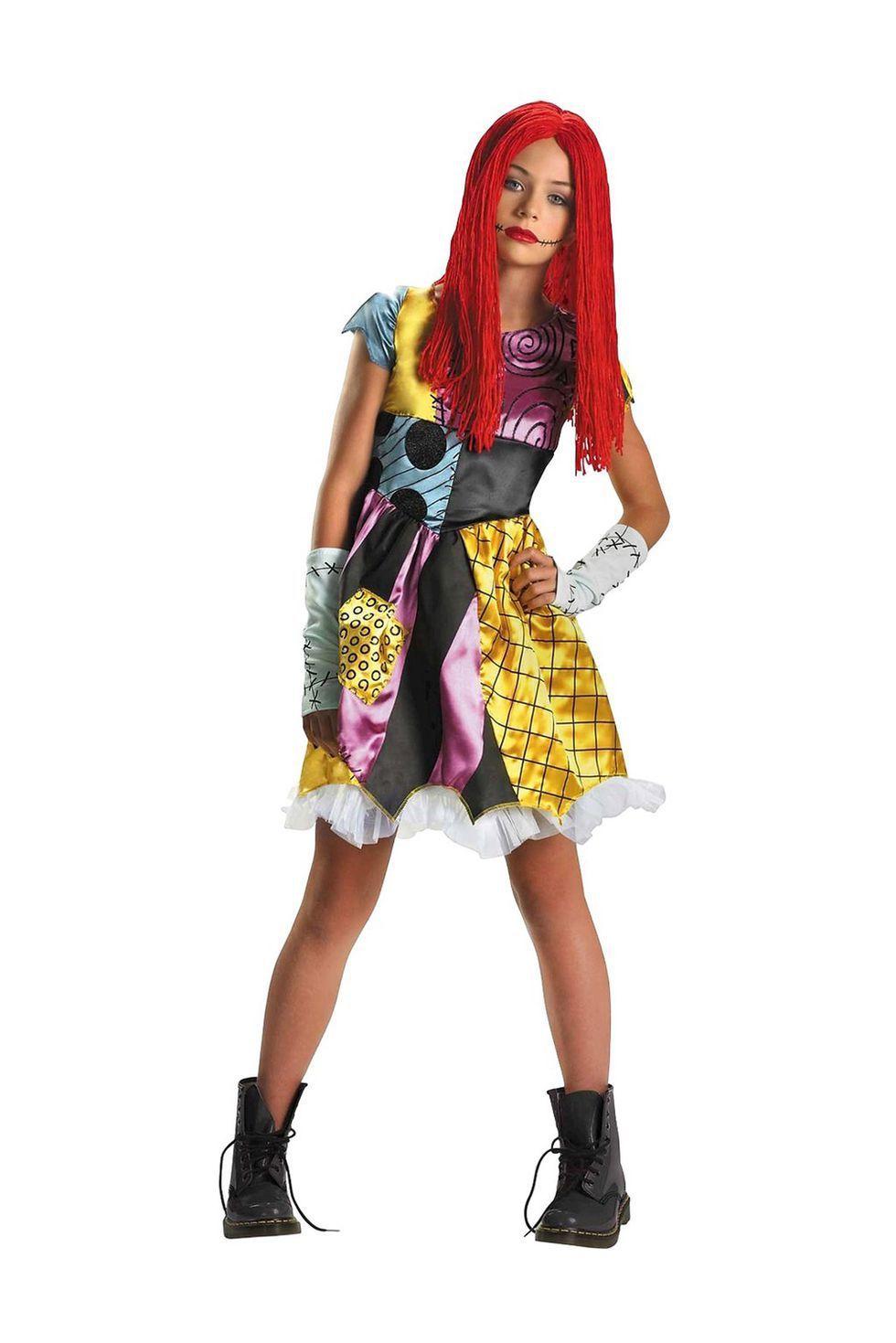 Sally The Ragdoll Costume Diy Diy Campbellandkellarteam