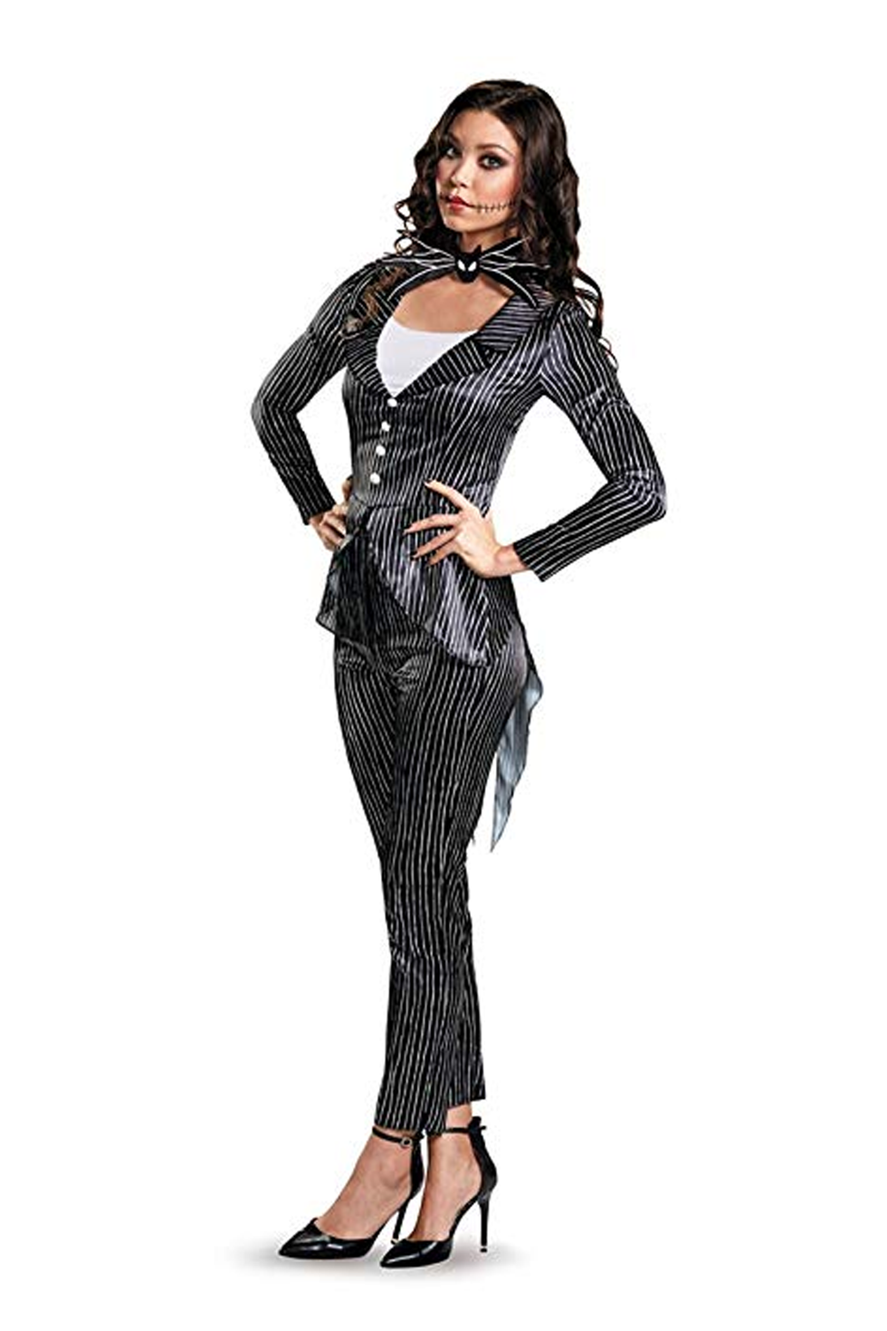 Jack Sally Halloween Costumes From Nightmare Before Christmas