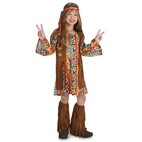 edcf395080 28 Best Hippie Costume Ideas for 2018 - Cool Hippie Halloween Costumes