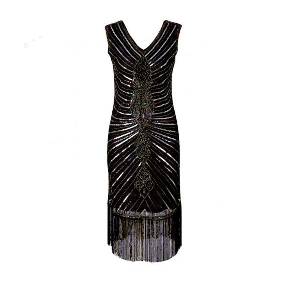 White Stripe Blazer 1920/'s Black Edwardian