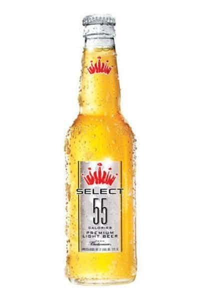 Select 55 Premium Light Beer