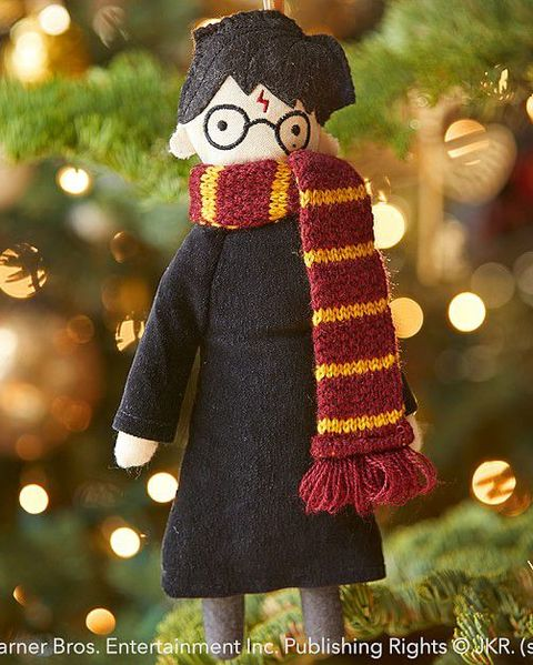 10 Best Harry Potter Ornaments For Christmas Trees Housebeautiful Com