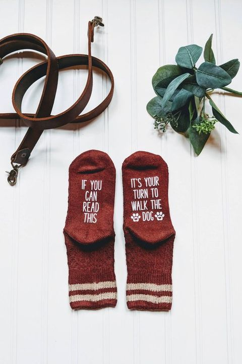 its your turn socks - Funny Gag Gifts For Christmas