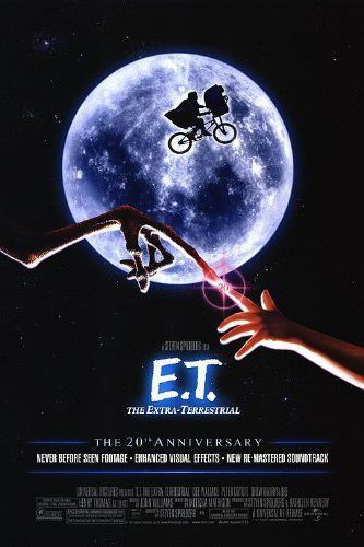 E T,The Extra-Terrestrial (1982)