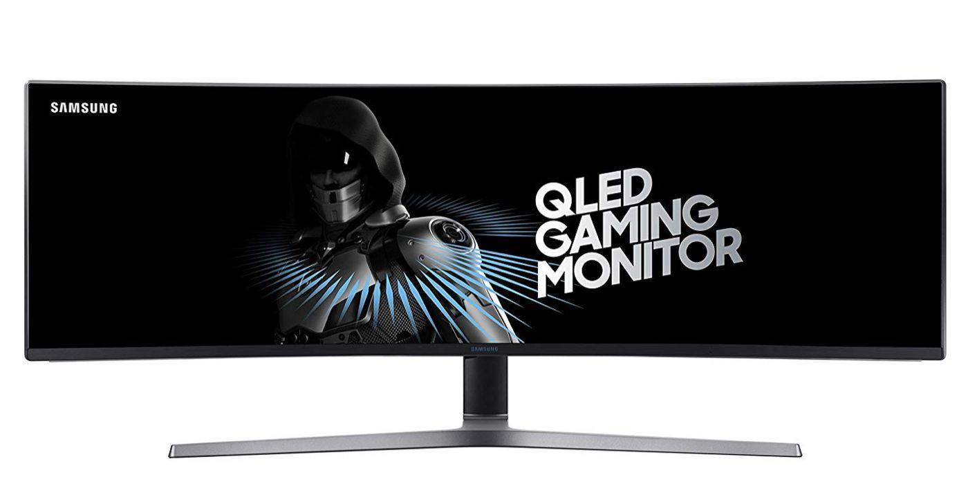 Samsung CHG90 QLED Ultrawide Gaming Monitor (49-inch)