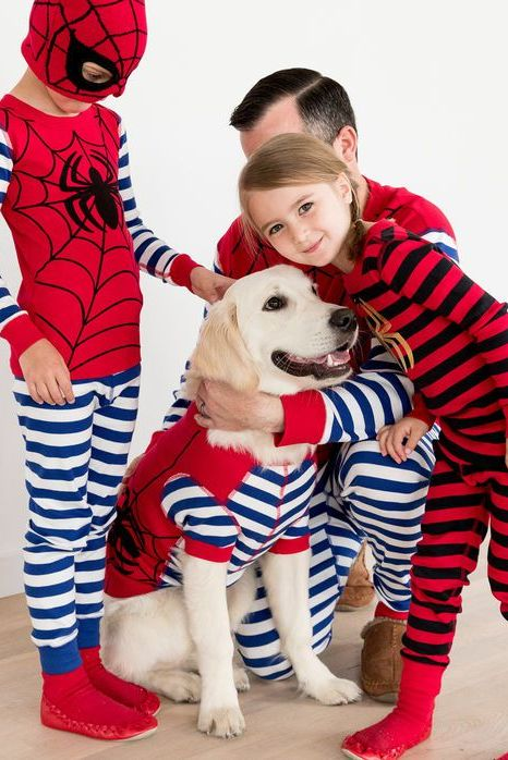 4180284ada84 15+ Best Halloween Pajamas - Matching Halloween PJs for Families   Dogs