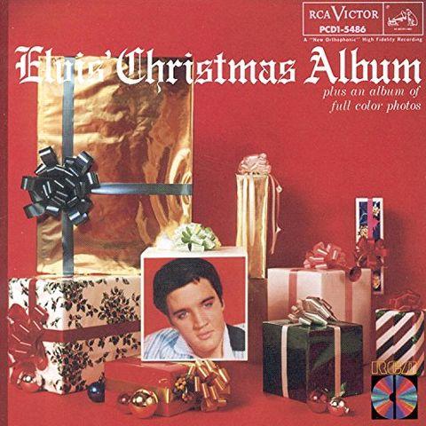 elvis christmas album by elvis presley