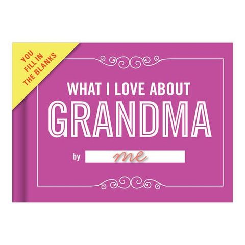 Knock What I Love About Grandma