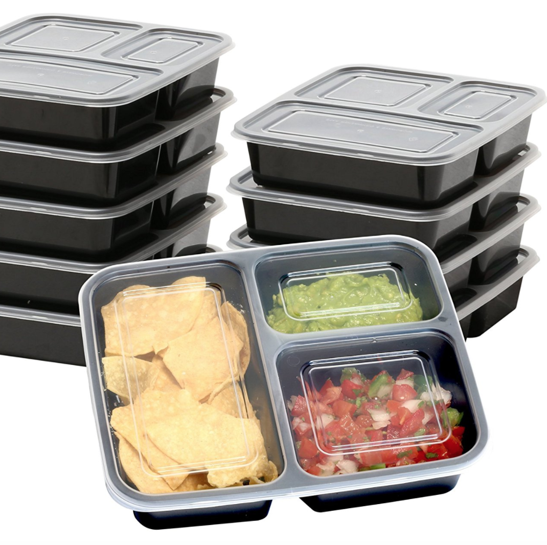 15 Best Meal Prep Containers 2021 Glass And Plastic Containers