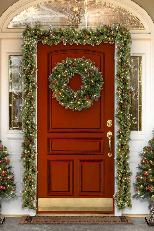 16 Outdoor Christmas Light Decoration Ideas Outside Christmas