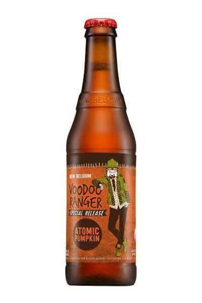New Belgium Voodoo Ranger Atomic Pumpkin Ale