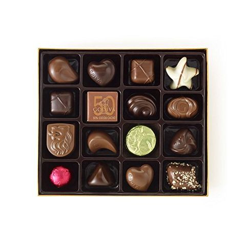 Godiva Chocolatier Assorted 19 Piece Gift Box