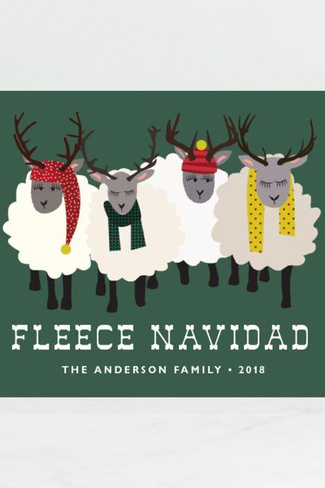 Humorous Christmas Cards