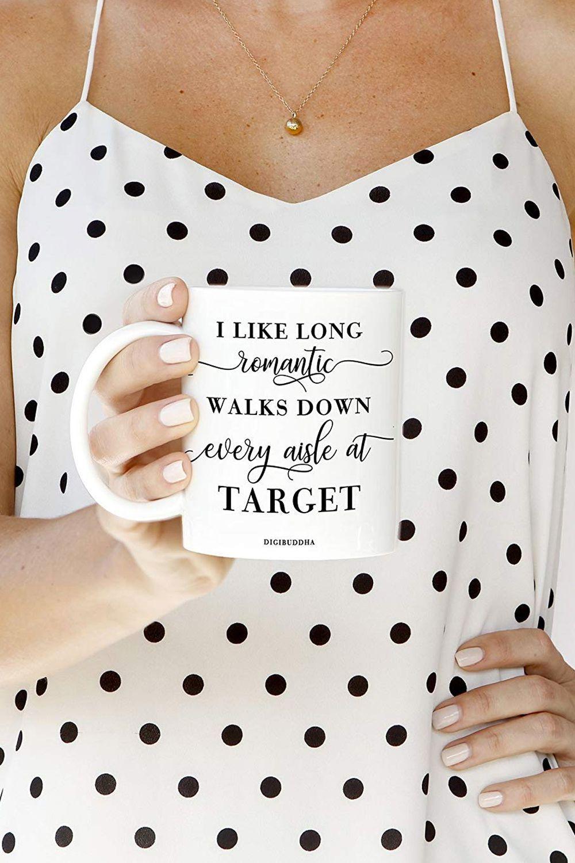 Funny Target Mug