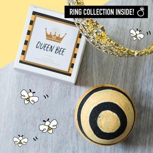 Queen Bee Bath Bomb