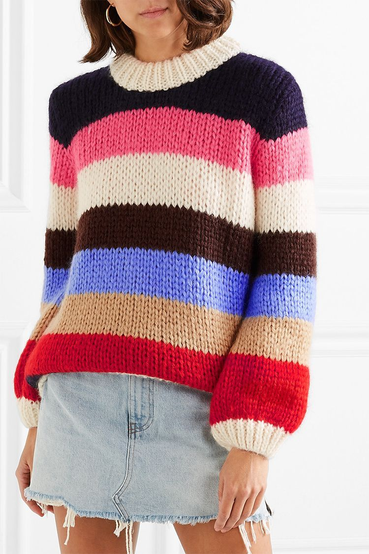 9cbd164a84 15 Cute Fall Sweaters for Women - Wool   Knit Sweaters for 2018