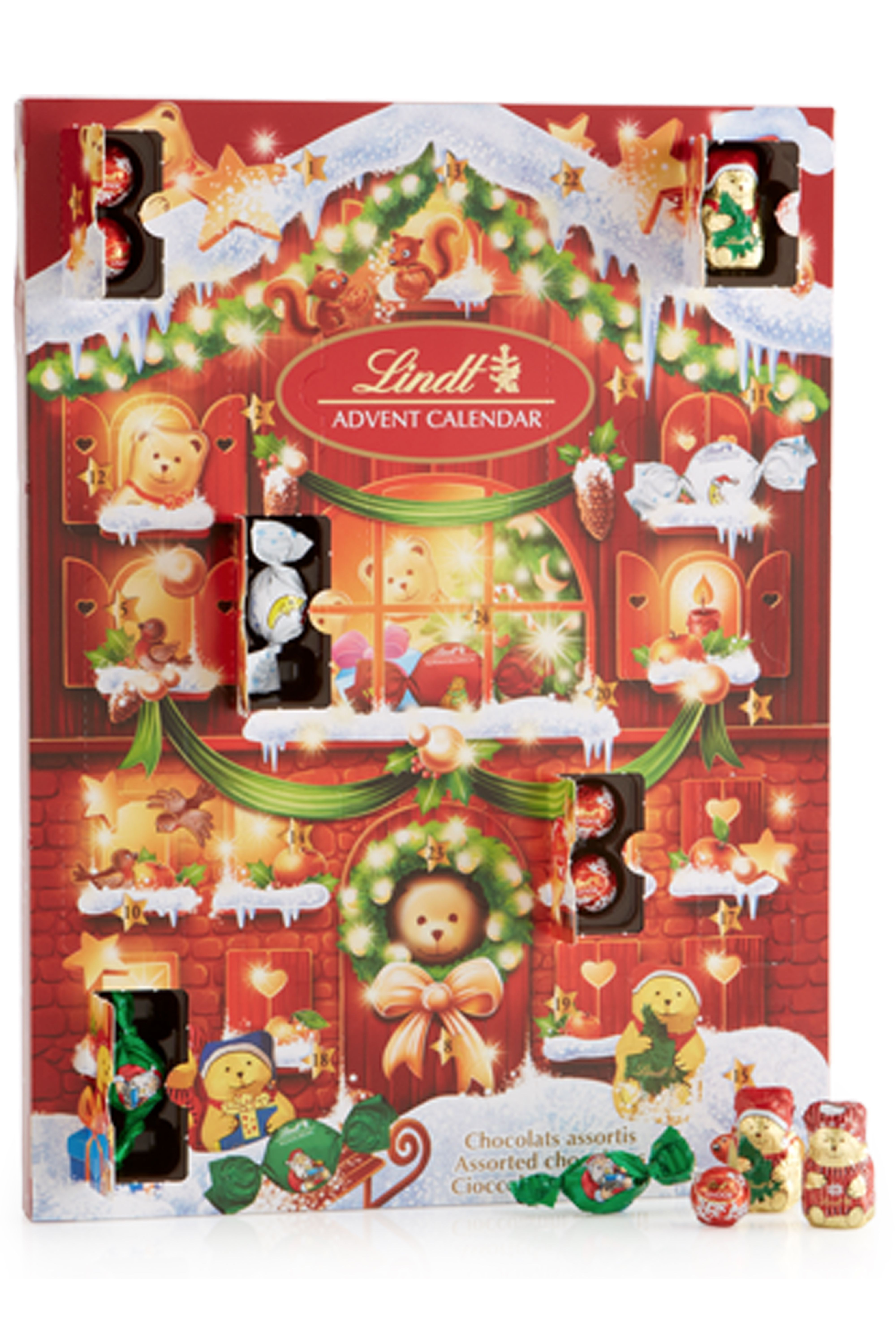 the best chocolate advent calendars of 2018 dark and milk chocolate calendars for christmas
